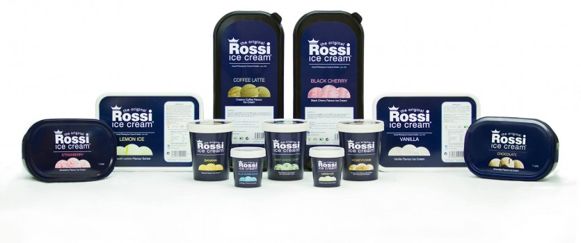 Rossi Ice Cream