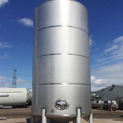 60000 Litre 13201 Gallon Vertical Stainless Steel 316 Tank