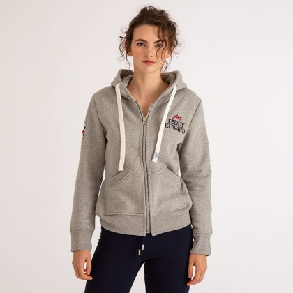 Abi - Women's Embroidered Hoodie