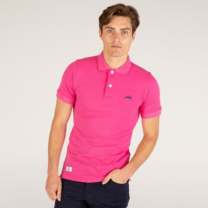 George - Men's Luxury Polo Shirt