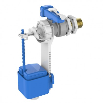 Dudley Hydroflo Compact Float Valve Water Saving Side Inlet Valve
