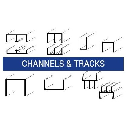 Plastic Channel & Tracks