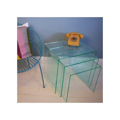 Perspex®  Acrylic Coffee Tables, Side Tables and Nested Tables